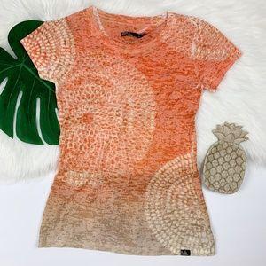 Prana | Ombre Burnout Yoga Shirt!